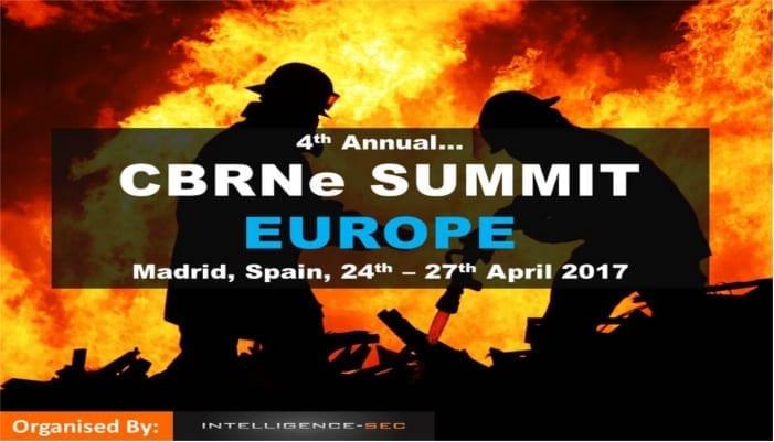 CBRNe Summit Europe 2017