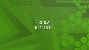 DoD Critical Reagents Program DBPAO RFI