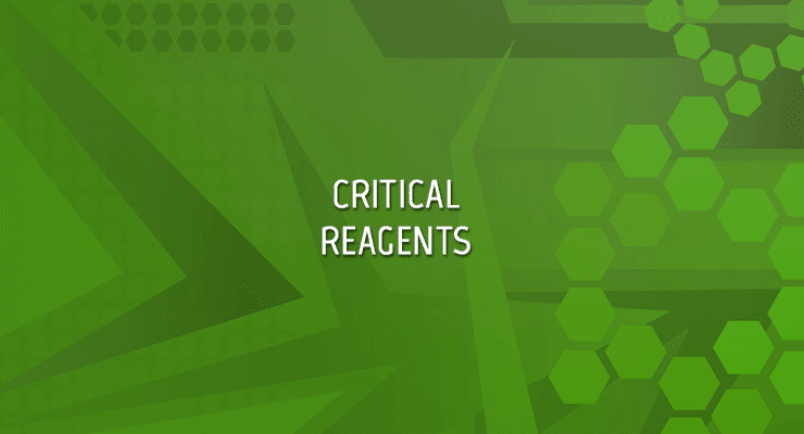 DoD Critical Reagents Program DBPAO RFI