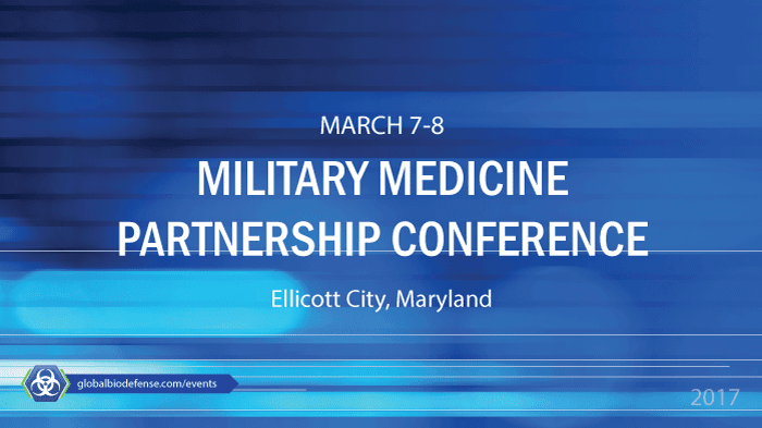 NDIA Military Medicine Partnerships