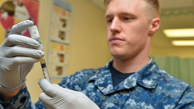 Military Vaccination Protocols