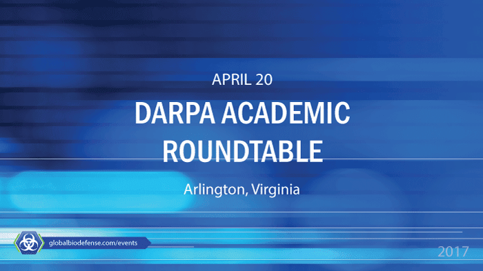 DARPA Academic Research Roundtable