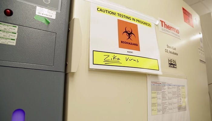 Zika Vaccine Research WRAIR