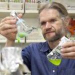 PSU Biology Professor Ken Stedman