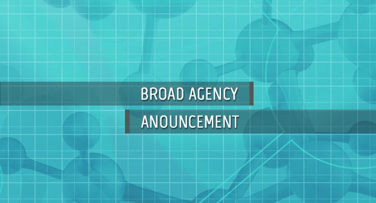 BARDA Broad Agency Announcement 2018