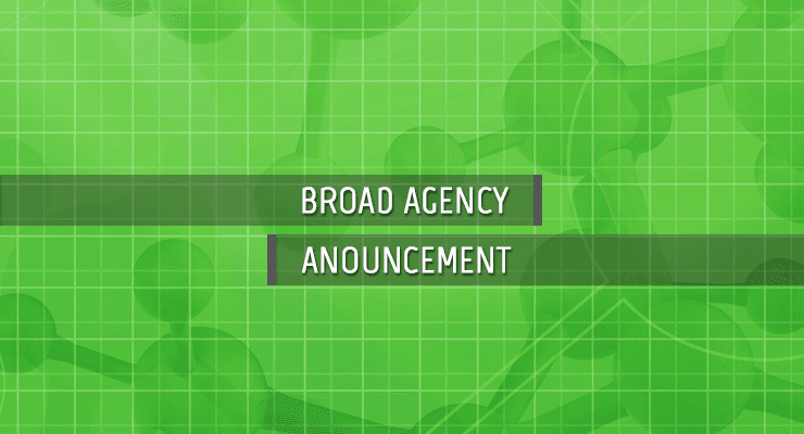 Broad Agency Announcement