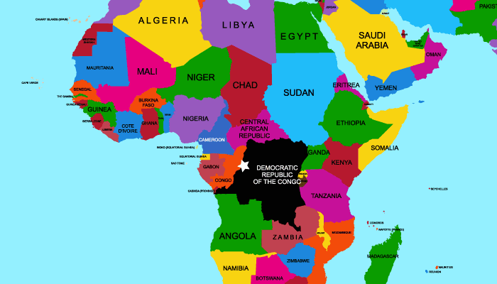 Ebola Outbreak in Bikoro, Democratic Republic of Congo