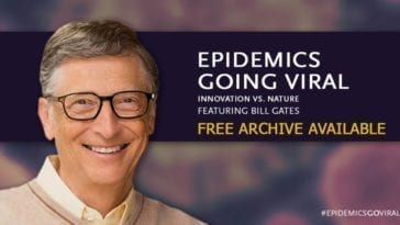 Epidemics Going Viral with Bill Gates