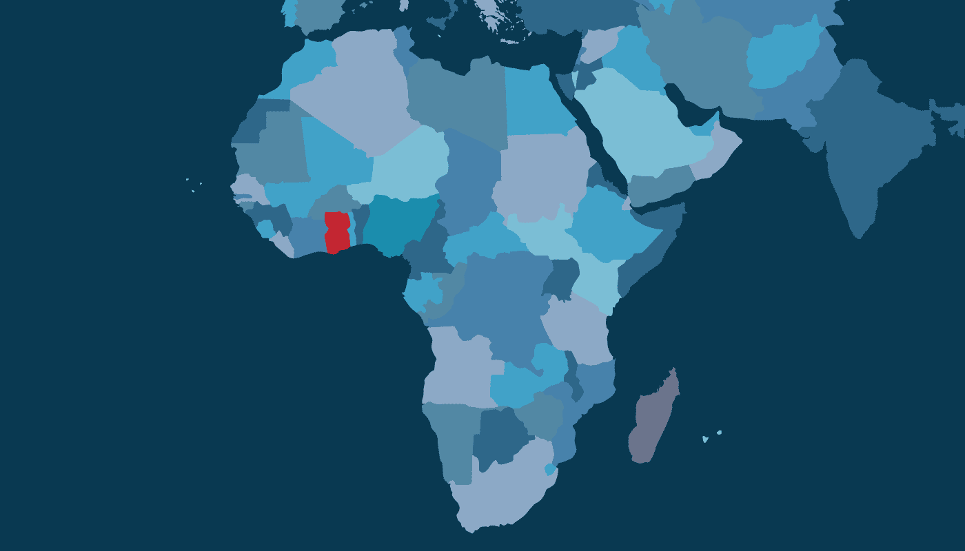 Ghana, Africa - NAMRU-3 Infectious Diseases Surveillance and Research