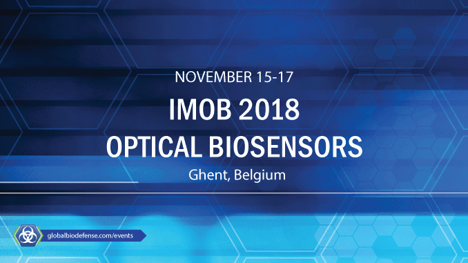 2018 IMOB Optical Biosensors Conference