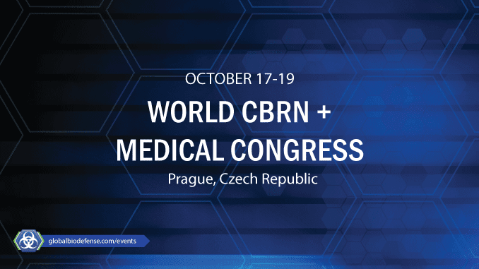 World CBRN and Medical Congress