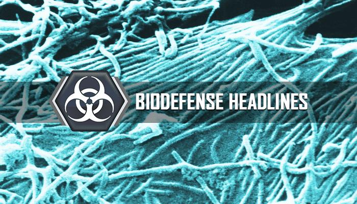 Biodefense Headlines - Global Biodefense