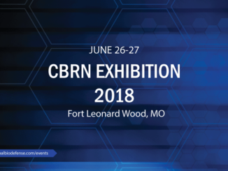 CBRN Exhibition 2018