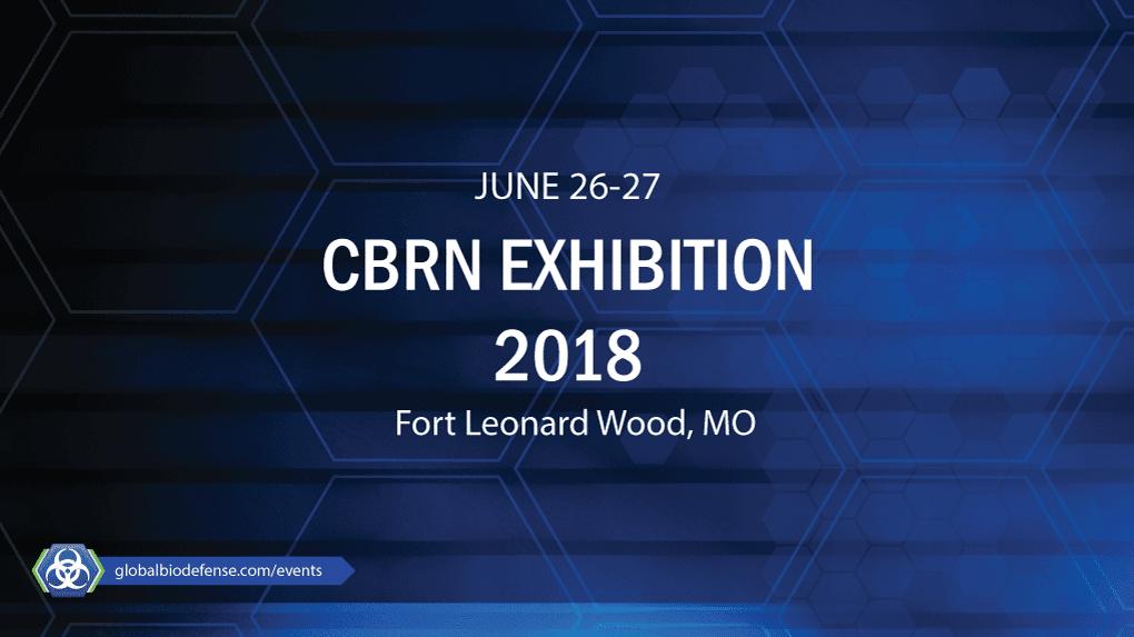 CBRN Exhibition 2018