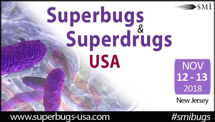 SMi Group's Superbugs & Superdrugs USA 2018