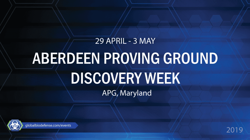 Aberdeen Proving Ground Discovery Week APBI