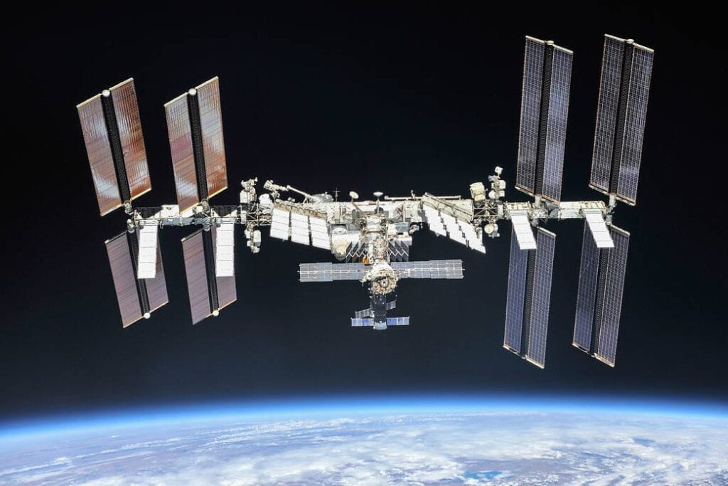 International Space Station - Biomedical Research