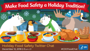CDC Food Safety - A Holiday Tradition