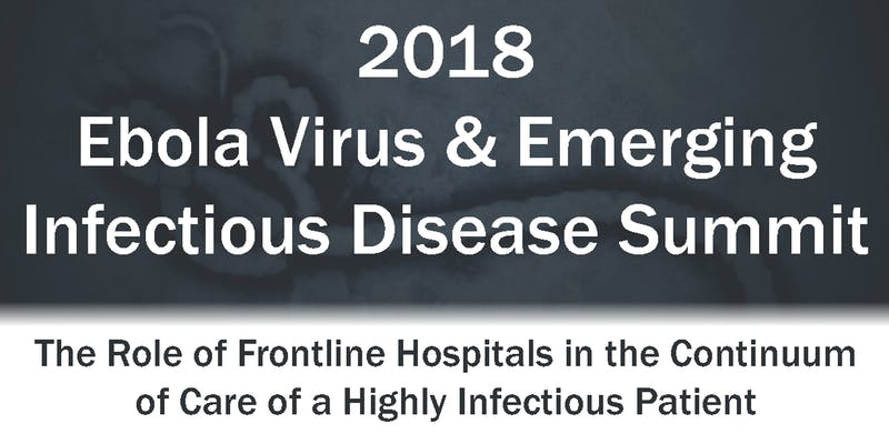 2018 Ebola Virus Summit