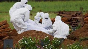 Nipah Virus Burial