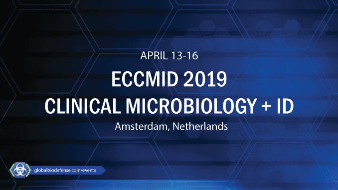 ECCMID 2019 - European Clinical Microbiology & Infectious Diseases