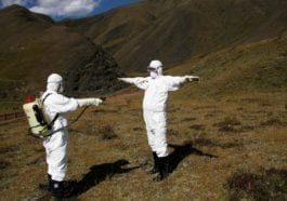 Disease Detectives Investigate Plague Outbreak