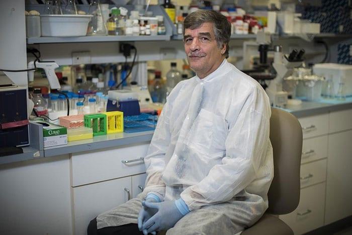 Pediatric Nephrologist Patricio Ray Researching HIV Role in Kidney Disease