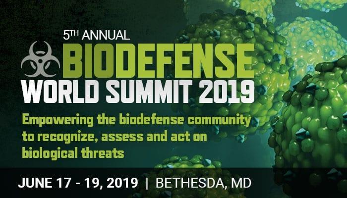 CHI's Biodefense World Summit 2019