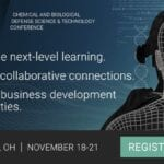 Experience next level learning, leverage collaborative connections, establish business development opportunities at CBD S&T Nov 18-21