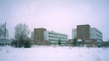 Russian Biosafety Level 4 Laboratory Buildings