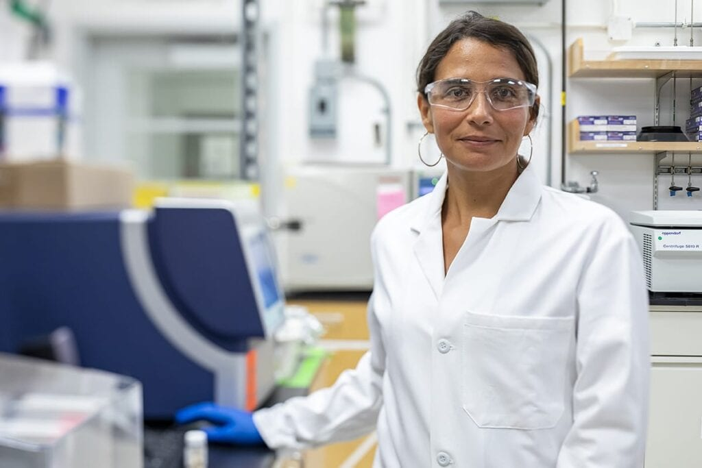 Rebecca Abergel, Berkeley Lab