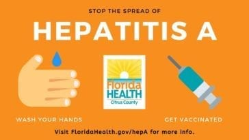 Wash your hands and get vaccinated to prevent spread of viral hepatitis A