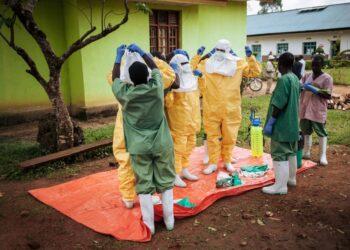 MSF Update on Ebola Frontline Response
