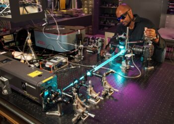 Suspending Threats in Mid-Air: Army Laser Beam Capable of Detecting Chem-Bio Warfare Agents