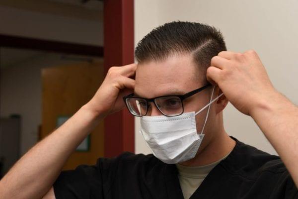 DoD: Take Common Sense Measures Against Novel Coronavirus