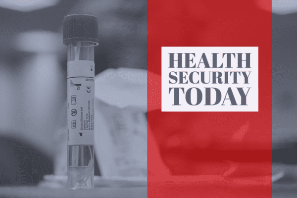 Health Security Today – 1 April 2020