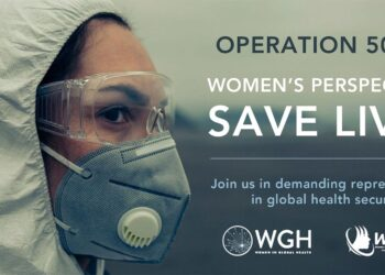 Operation 50/50: List of Women Health Security Experts Now Available