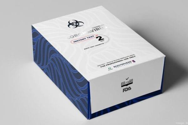 Diagnostic Hoax: FDA Has Not Announced EUA for Bodysphere 2-Min Test