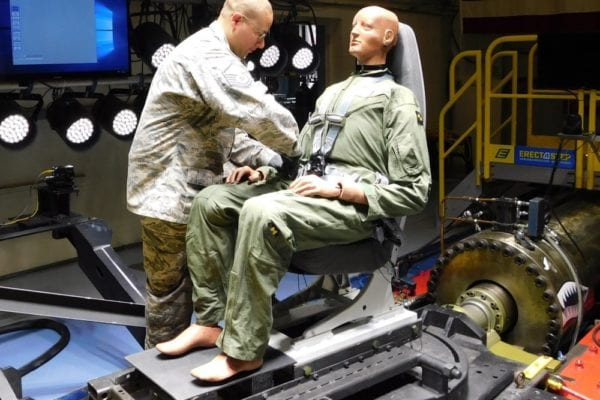 Air Force COVID-19 Medical Transport: Portable Biocontainment Care Module