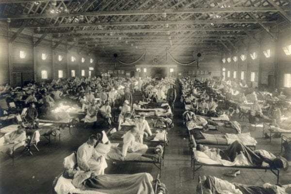 5 Ways the World is Better Off Dealing With a Pandemic Now Than in 1918
