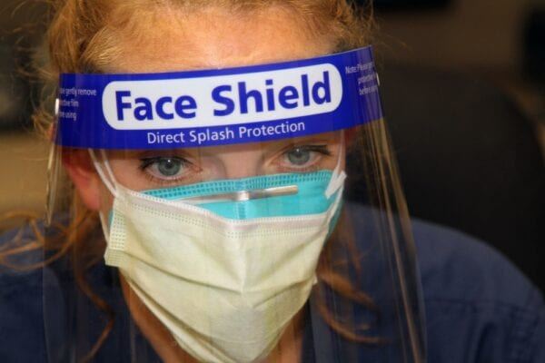 Talc and Petroleum Jelly Top List of Skin Protectants for Frontline Responders Wearing PPE